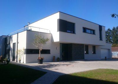 maison dans le Kochersberg - photo PSA