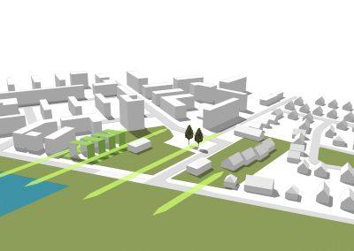 logements ICADE à la Meinau - document PSA