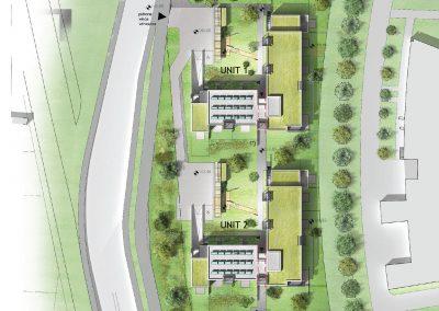 logements CUS Habitat à Lingolsheim - document PSA