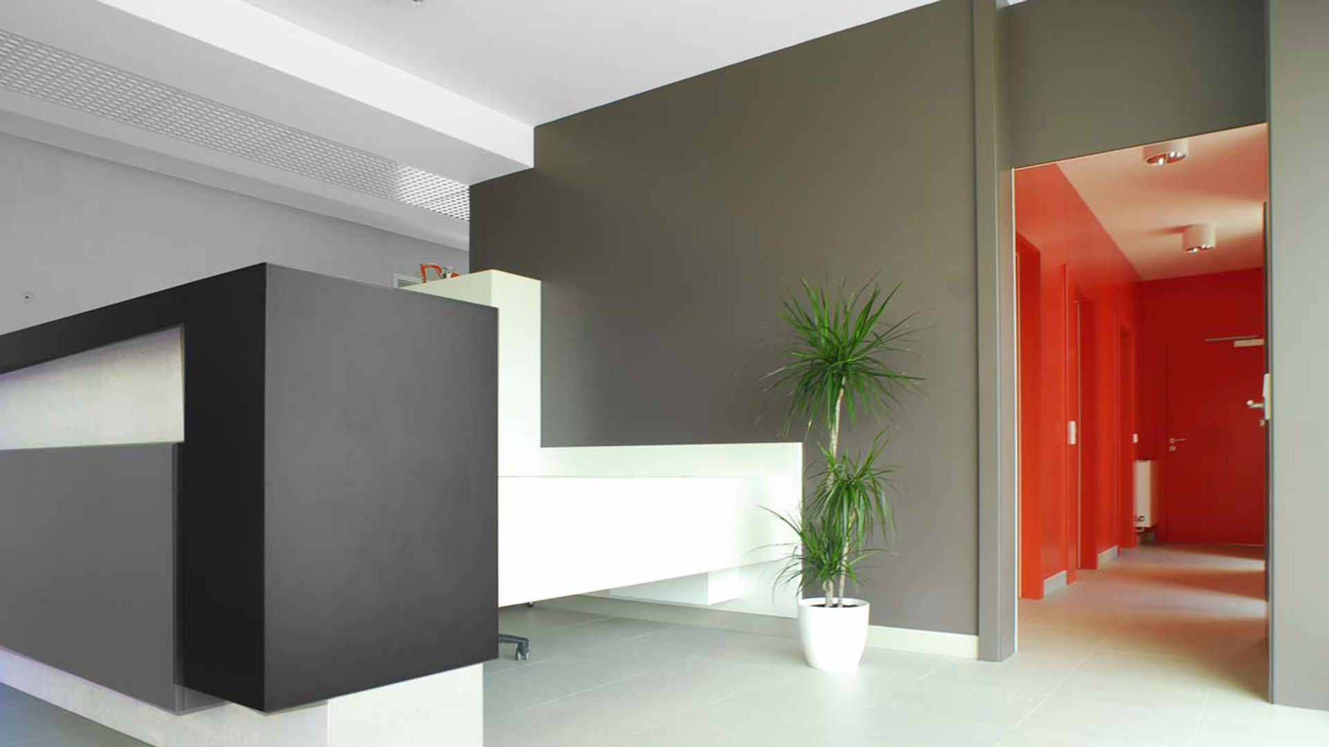 bureaux de la société AEVA à Hoerdt - photo F.Kronenberger