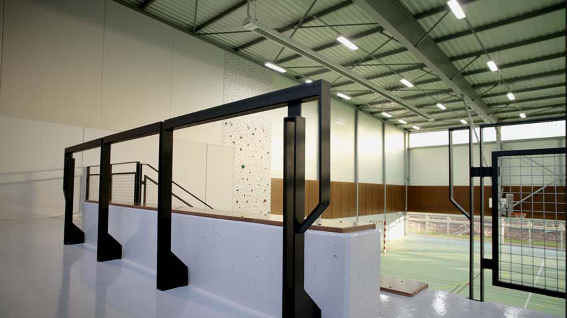 centre culturel et sportif de Dinsheim-sur-Bruche - Gresswiller - photo F.Kronenberger
