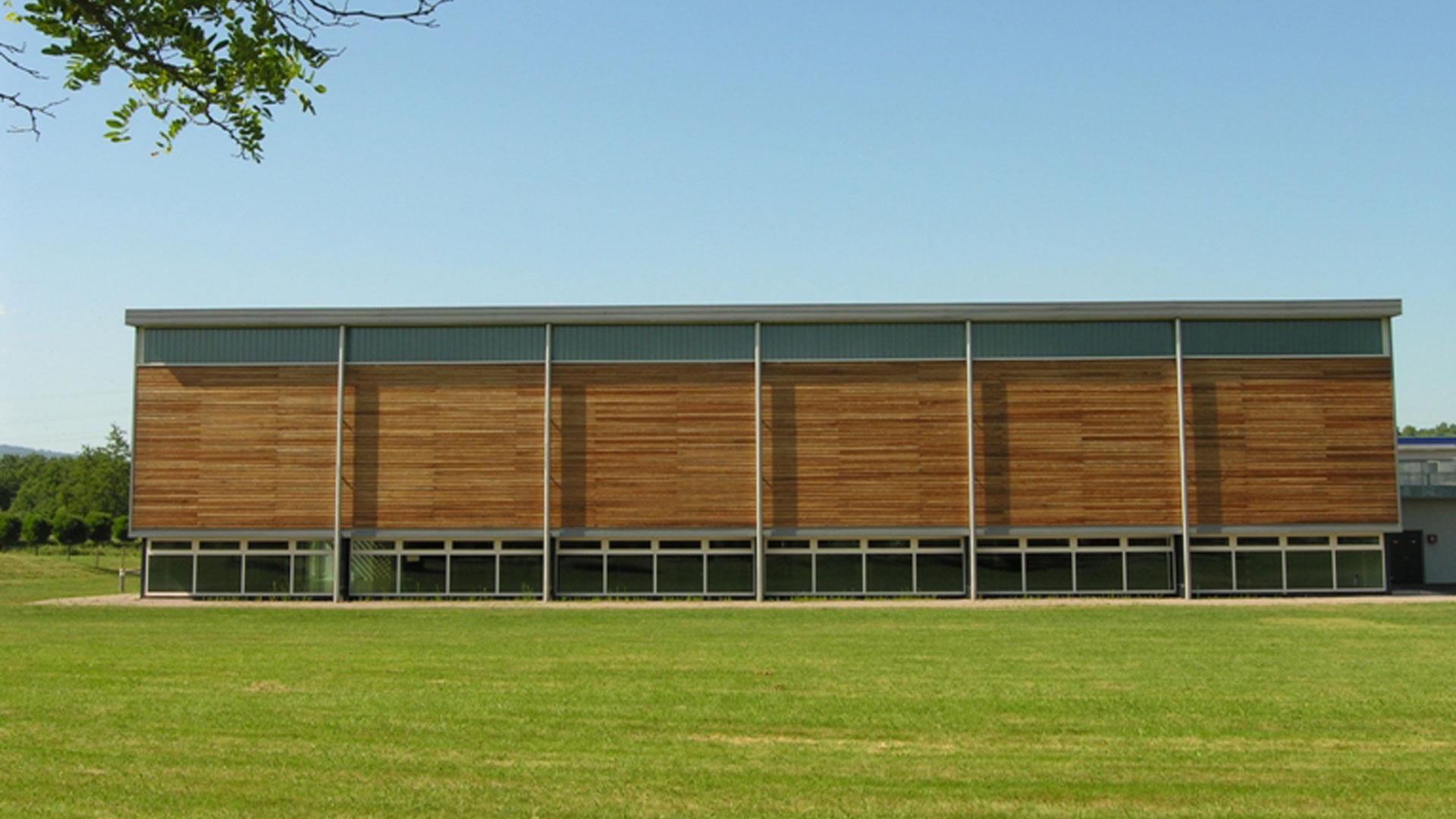 centre sportif et culturel Gresswiller-Dinsheim-sur-Bruche - photo PSA