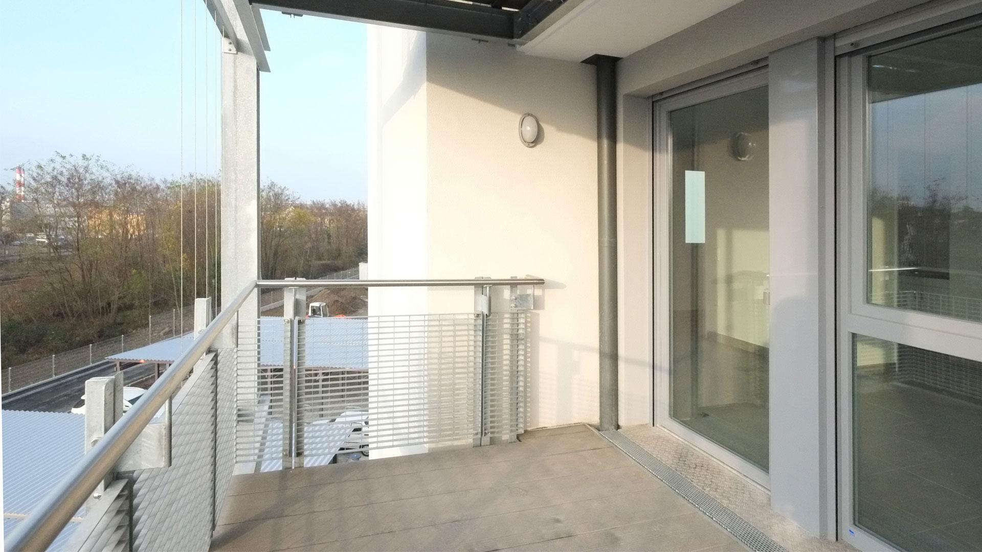 logement ICF à Koenigshoffen - photo PSA