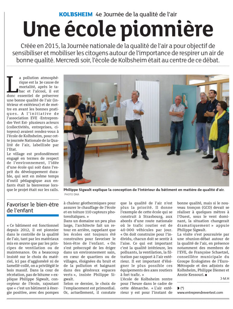 Article DNA 26 Septembre