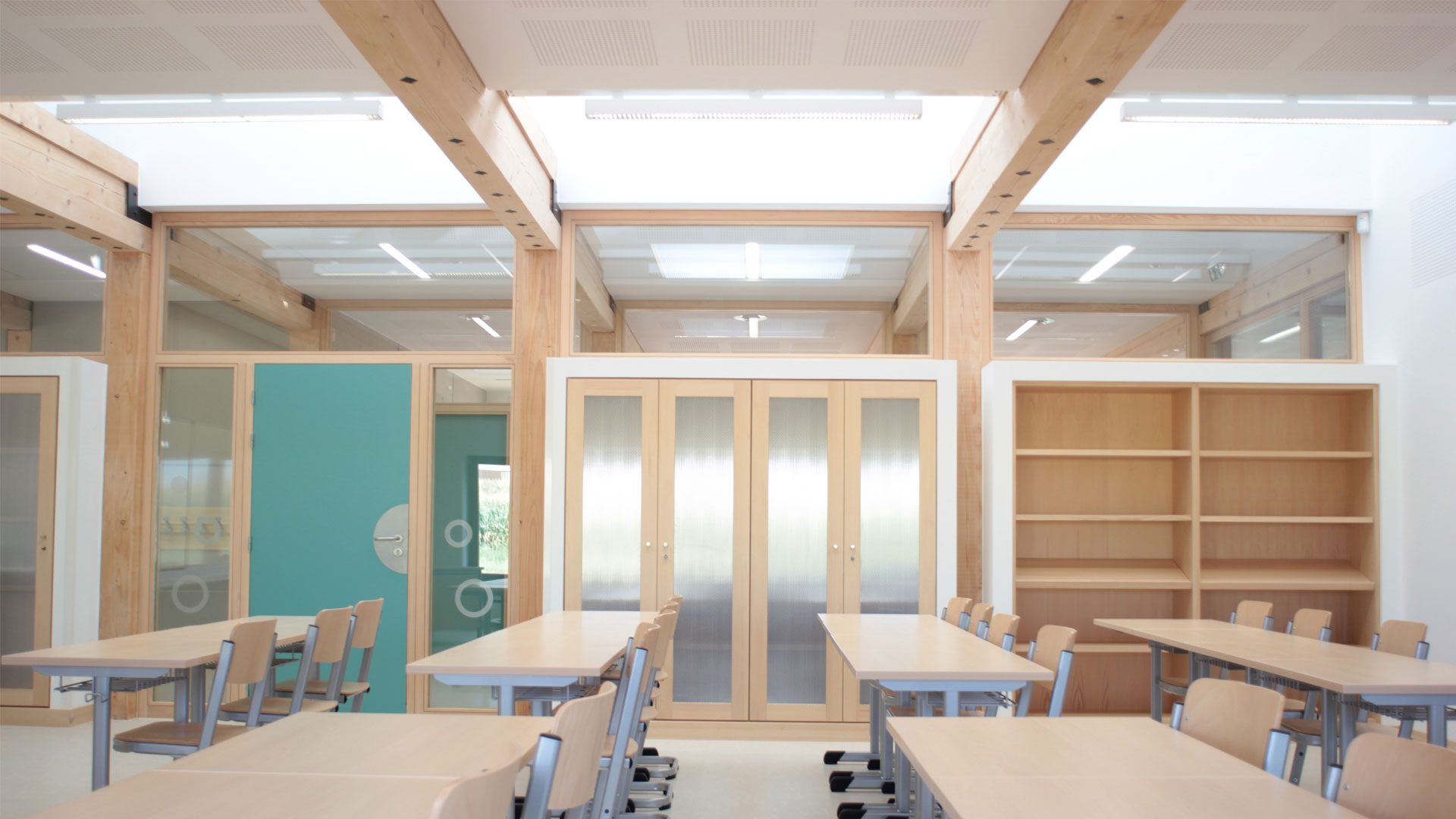 école à Kolbsheim - photo F.Kronenberger