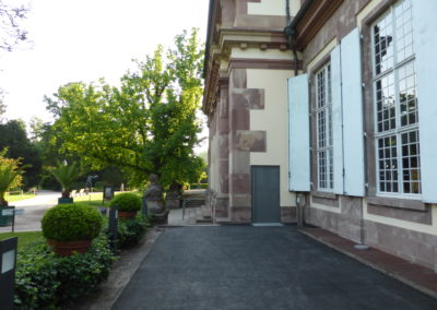Pavillon Joséphine à Strasbourg - photo PSA