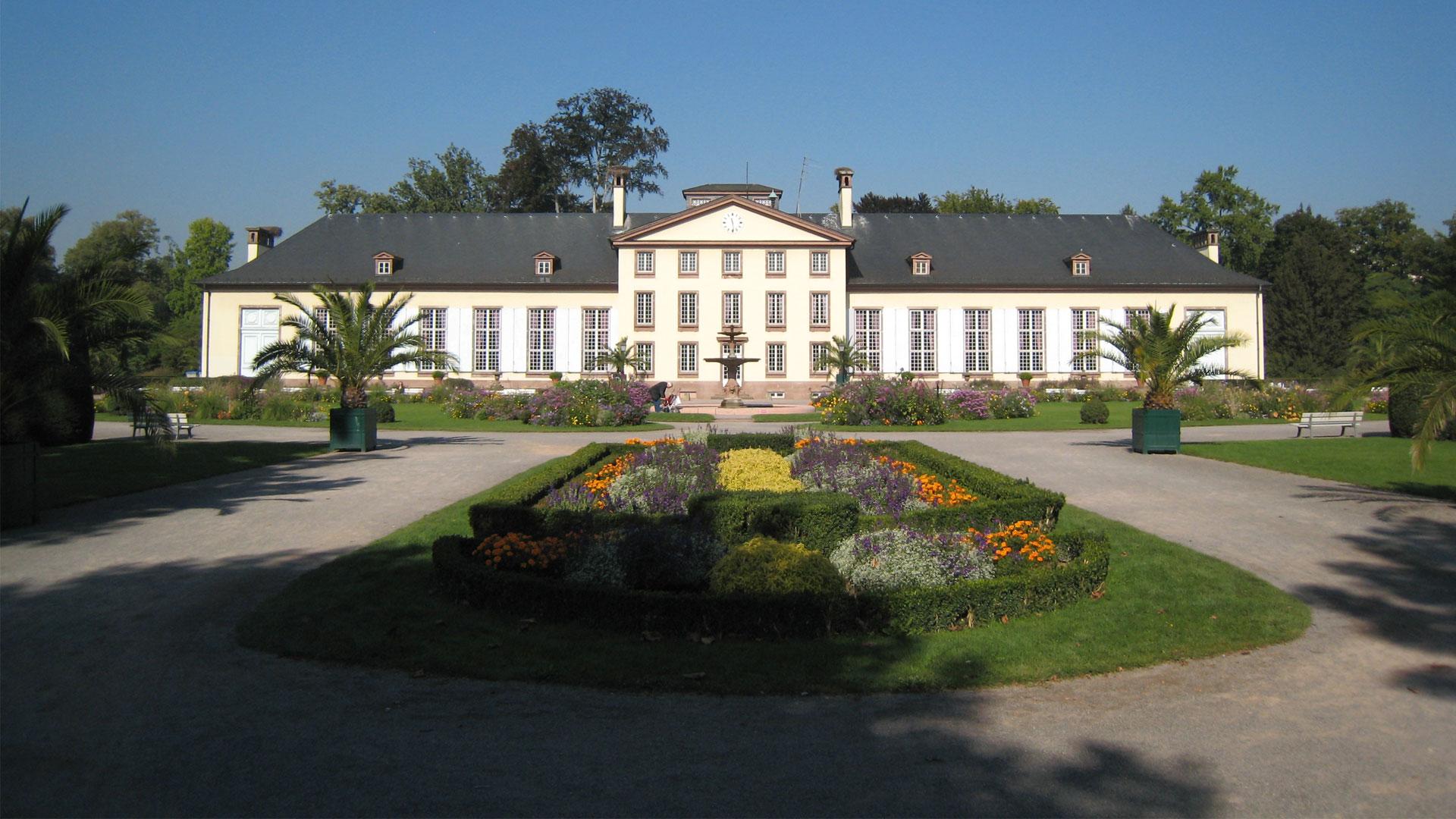 Pavillon Joséphine à Strasbourg - photo PSA