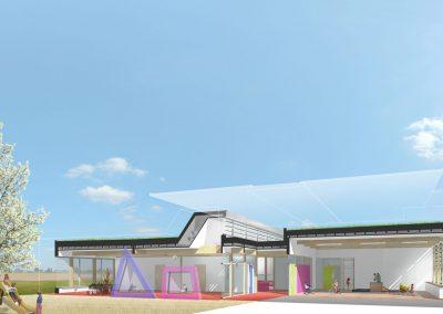 école à Kolbsheim - document L.Matagne