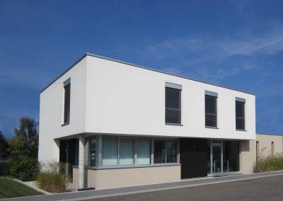 bureaux à Hoerdt AEVA - photo PSA