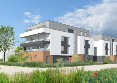 logements Pierres et Territoires à Oberhoffen sur Moder - photo PSA